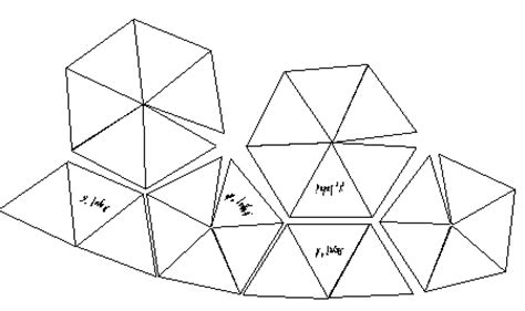 Geodesic Dome Template by Math In Architecture Anitra C And Ellie S Advanced