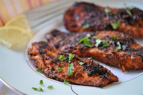 blackened fish recipe grouper baked seasoning rub mashed simple sweet