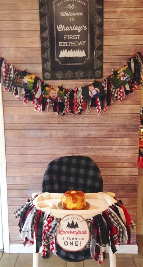Charleys Lumberjack Birthday Bash Project Nursery
