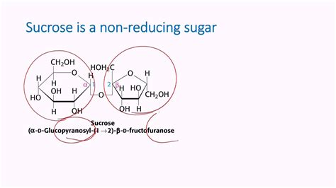 Why Fructose Is Non Reducing Sugar Fruct Blog