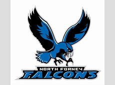 North Forney Falcons logo Forney, TX
