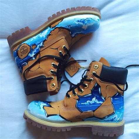 designer timberland boots the 25 best ideas about custom timberland boots on