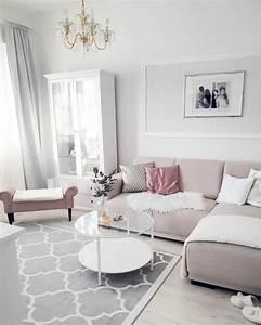 Wohnzimmer Grau Rosa : 1000 best wohnzimmer images on pinterest ~ Orissabook.com Haus und Dekorationen