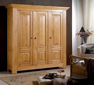 Armoire Chene Massif : armoire 100 ch ne massif aur lie 3320 ~ Teatrodelosmanantiales.com Idées de Décoration