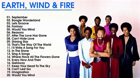 Best Of Earth Wind And by Best Songs Of Earth Wind Earth Wind Greatest