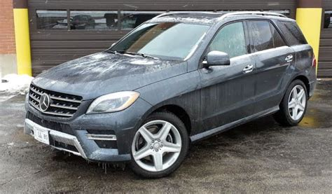 Mercedes Ml400 2015 by Test Drive 2015 Mercedes Ml400 The Daily Drive