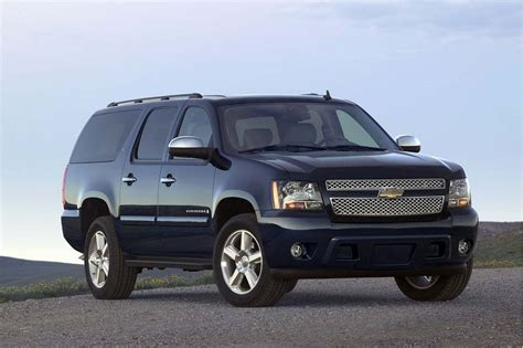 2008 Chevrolet Suburban (chevy) Pictures/photos Gallery