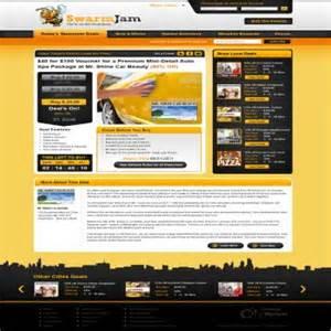 webpage designer web page design contests swarmjam website facelift page 1 hiretheworld