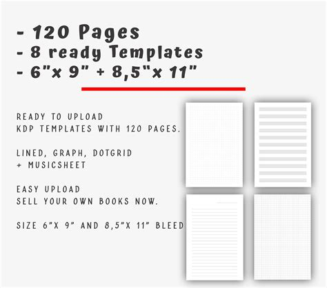 8 x 120 Pages 6