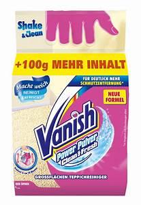 Teppich Reinigen Vanish : vanish oxi power pulver teppich tiefenreiniger 750 g packung direkt als streubeutel ~ A.2002-acura-tl-radio.info Haus und Dekorationen