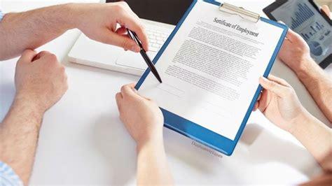 Lop Yang Biasanya Digunakan Untuk Melamar Pekerjaan by 11 Contoh Surat Keterangan Kerja Lengkap Dan Terbaru