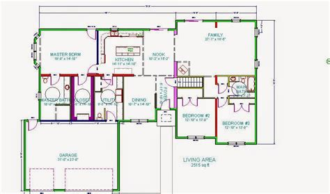 3-bedroom Wheelchair Accessible House Plans
