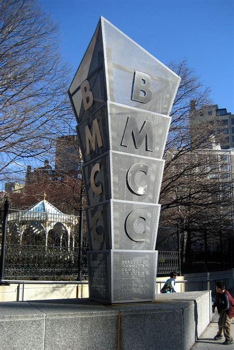 nyc tribeca borough  manhattan community college bmc
