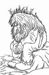 Troll Coloring Norwegian Gremlins Hunter Printable Norway Trolls Supercoloring Drawing Cool Colouring Sheets Bridge Under Alone Being Getcolorings Giants Adult sketch template