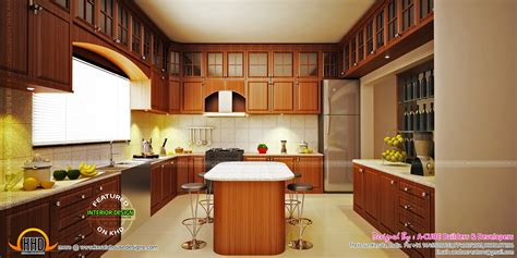 kerala house kitchen design modern kerala interior designs kerala home design and 4931