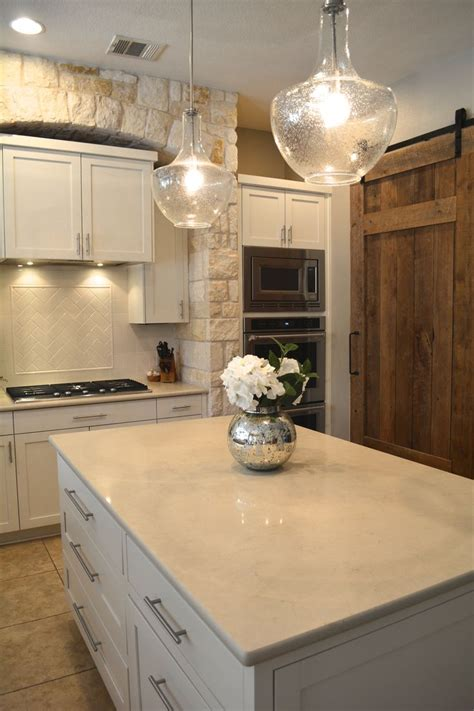 replaced  gold speckled granite   creamy