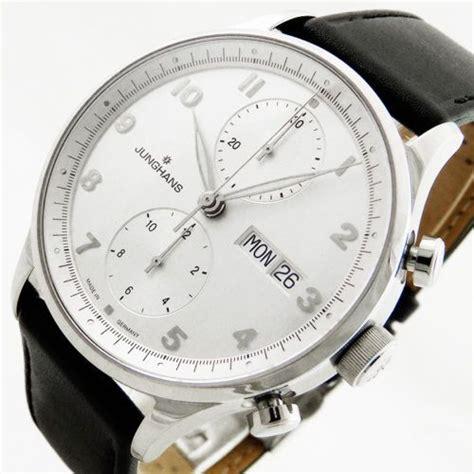 uhr automatik herren junghans attache chronoscope automatik chronograph 7750 herren uhr 027 4550 00 armbanduhren