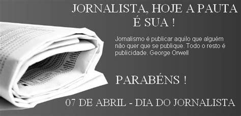 Mensagens para o Dia do Jornalista