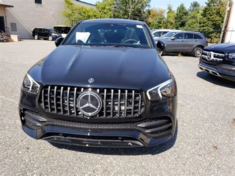 Check gle specs & features, 4 variants, 8 colours, images and read 11 user reviews. New 2021 Mercedes-Benz AMG GLE 53 4MATIC Coupe SUV | Black 21-161