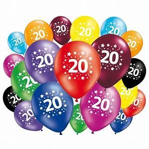 Deco Anniversaire 20 Ans Pas Cher : anniversaire 20 ans achat vente anniversaire 20 ans pas cher cdiscount ~ Melissatoandfro.com Idées de Décoration