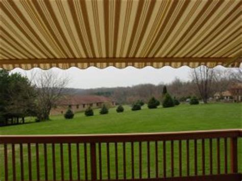 largest retractable awning sunesta