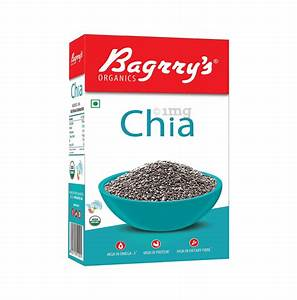 Bagrry U0026 39 S Organics Chia Seeds  Buy Box Of 150 Gm Seeds At Best Price In India