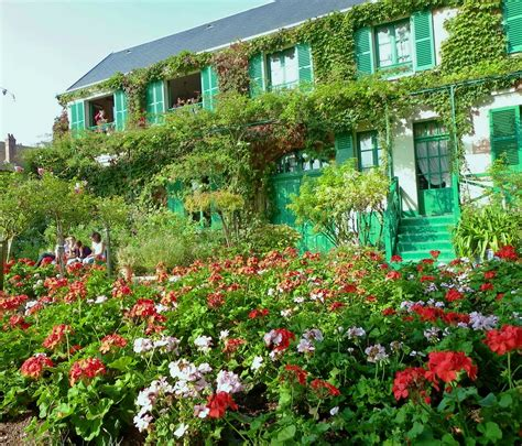 panoramio photo of giverny la maison de claude monet