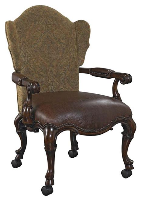 upholstered dining room chairs with casters dining room