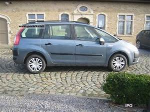 C4 Picasso 2009 : 2009 citroen grand c4 picasso car photo and specs ~ Gottalentnigeria.com Avis de Voitures