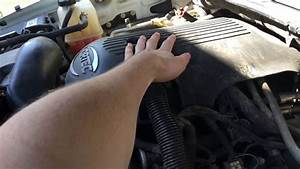 Chevy Avalanche Engine Issues Ticking 2002 5 3l
