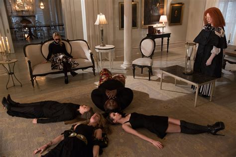 quot ahs coven quot ends disappointing season with lifeless finale review