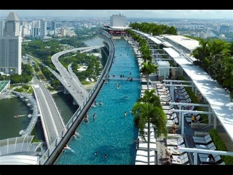 Marina Bay Sands Complete View Singapore Tourism Youtube