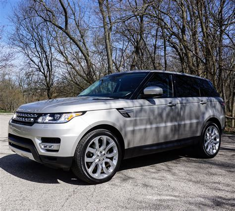 review 2015 range rover sport hse 95 octane