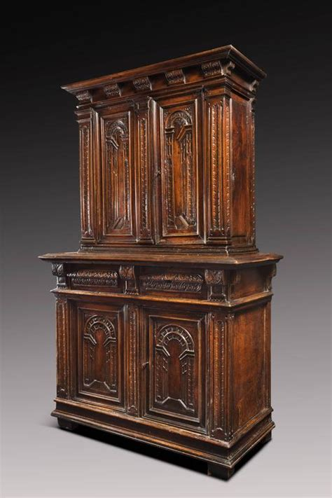 decor trompe l oeil cabinet of renaissance period with decor of perspectives in trompe l oeil for sale at 1stdibs