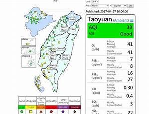 Air quality mostly good around Taiwan Thursday | Society ...
