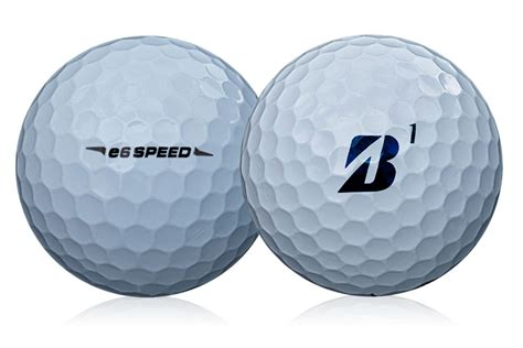Bridgestone E6 Speed  1 Dozen  Premium Used Golf Balls