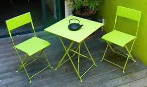 Chaises De Jardin En Soldes : chaise jardin solde ~ Teatrodelosmanantiales.com Idées de Décoration