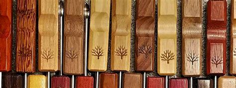 Natural Wood Colors Of Mystic Timber Tools-zero Coloring