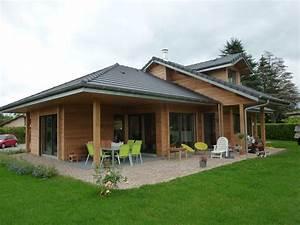 faire construire maison en bois l39habis With construire sa maison en bois prix