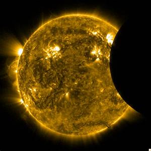 'Pac-Man Sun': NASA Probe Sees Solar Eclipse in Space ...