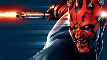 Maul Darth Wars Star Episode