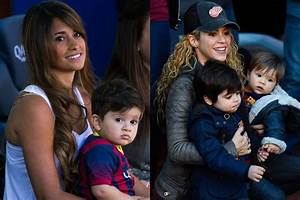 Antonella Roccuzzo desmiente rivalidad con Shakira