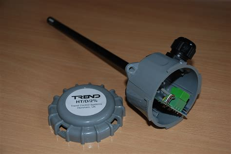 BMS Recycle Ltd - Trend Duct Humidity & Temperature Sensor ...