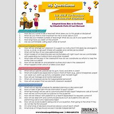 25 Questions For New Coteachers To Answer Together  Inclusion Lab