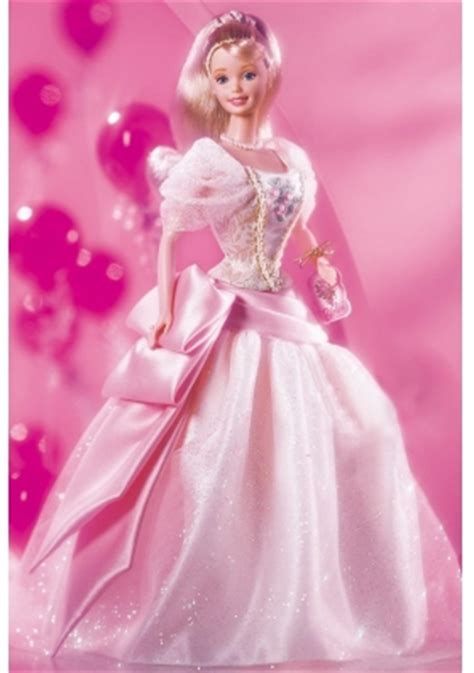 Amazing Baby Pink Dress For Barbie Doll Sequined Organza