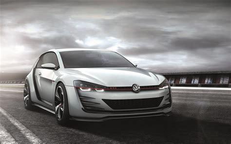 2018 Volkswagen Design Vision Gti Concept Wallpaper Hd