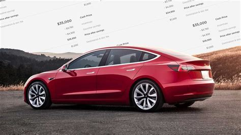 How Much Does A Tesla Model S, 3, X & Y Actually Cost?