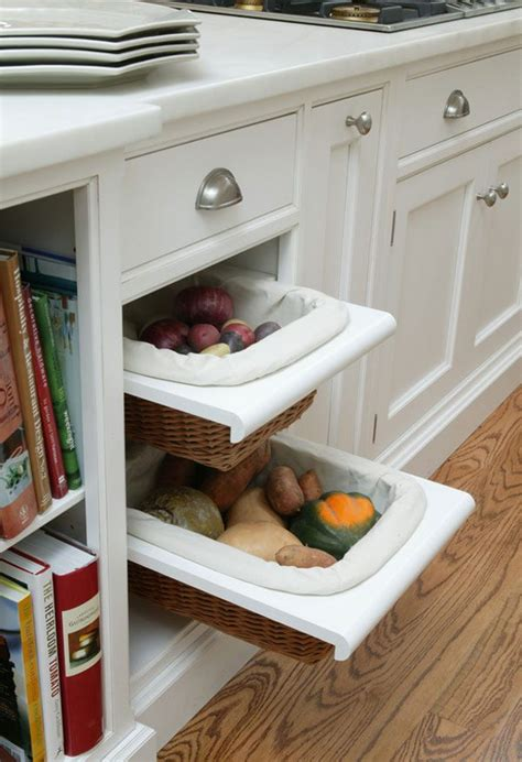 clever kitchen storage ideas  havent thought