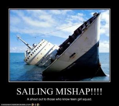 Sail Meme - sailing jokes kappit