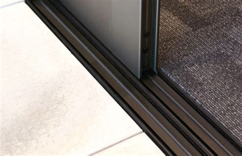 Flush Window Sill by Flush Sill Threshold For Apl Architectural Series Sliders
